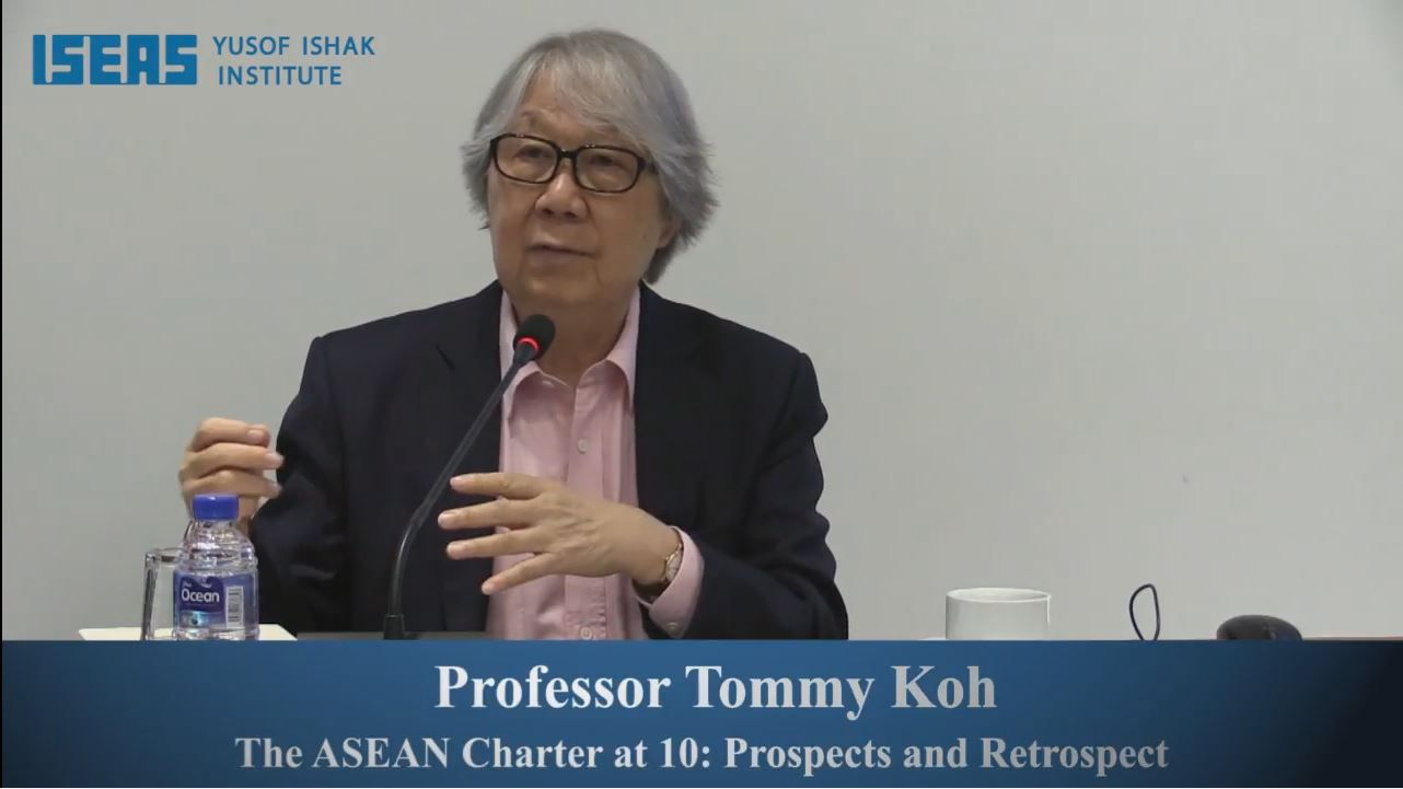 The ASEAN Charter at 10: Prospects and Retrospect